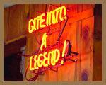 Bite into a Legend!