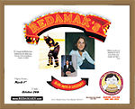 Redamak's 2003 Calendar