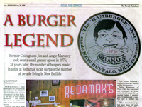A Burger Legend