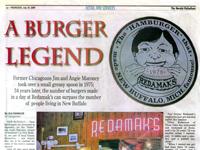 A Burger Legend
