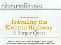 Traveling the Electric Highway - A Burger Quest