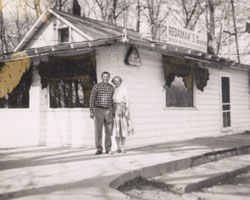 George and Gladys Redamak