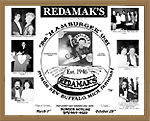 Redamak's 2001 Calendar